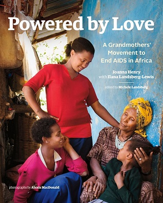 Powered by Love book cover